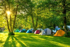 London's friendliest family campground
